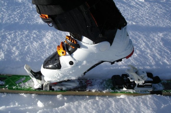 Chaussures de ski thermoformableAussois